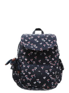 Kipling CITY Plecak mottled black