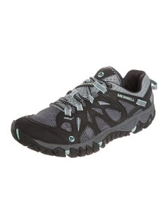 Merrell ALL OUT BLAZE AERO SPORT Obuwie hikingowe black/adventurine