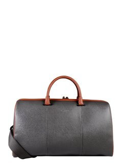 Ted Baker CAPONE Torba weekendowa charcoal
