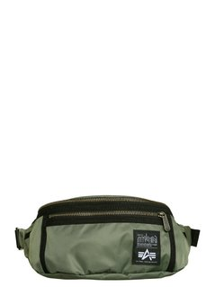 Alpha Industries Saszetka nerka sage green