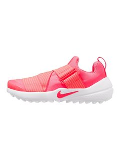 Nike Golf AIR ZOOM GIMME Obuwie do golfa racer pink/white