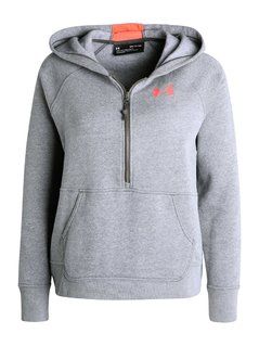 Under Armour FAVORITE Bluza z polaru carbon heather
