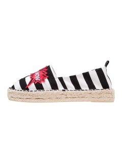 Colors of California Espadryle black