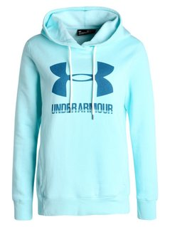 Under Armour FAVORITE  Bluza z polaru blue infinity