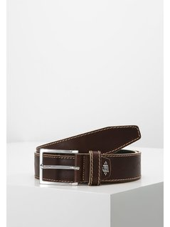 Lloyd Men's Belts Pasek dunkelbraun