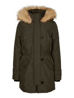 Vero Moda VMEXCURSION EXPEDITION  Parka Peat