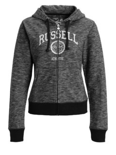 Russell Athletic Bluza rozpinana grey