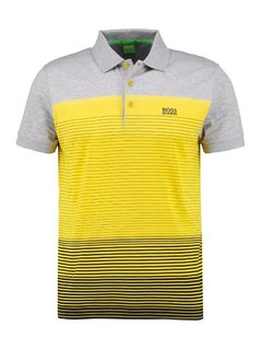 BOSS Green PADDY REGULAR FIT Koszulka polo freesia melange