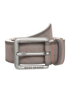 BOSS Orange JORDI  Pasek dark beige