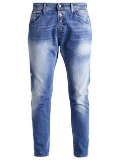 Replay PILAR Jeansy Relaxed fit blue denim
