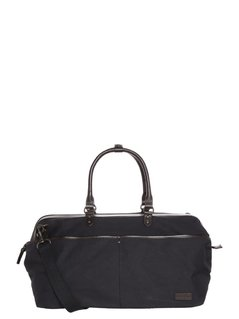 Pier One Torba weekendowa navy canvas