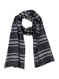 Johnstons Cashmere MORRISTON Szal dark check