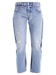 Levi's® 501 CROP Jeansy Relaxed fit you pretty thing