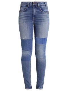 Levi's® ORANGE TAB 721 VINTAGE HIGH RISE SKINNY Jeans Skinny Fit courage blue