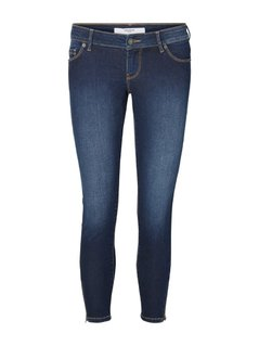 Vero Moda Jeans Skinny Fit dark blue denim