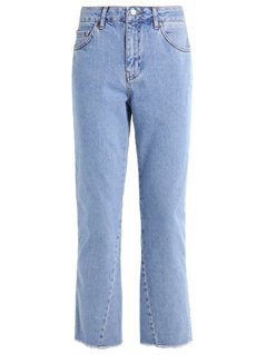 Topshop BOUTIQUE Jeansy Relaxed fit blue