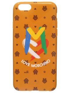 Love Moschino Etui na telefon fantasy colour