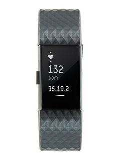 Fitbit CHARGE 2 Pulsometr black/gunmetal