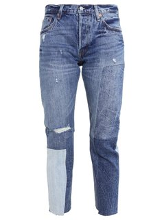 Levi's® 501  Jeansy Relaxed fit blue denim
