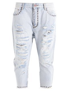 One Teaspoon SHOTGUN SLOUCH Jeansy Relaxed fit phoenix