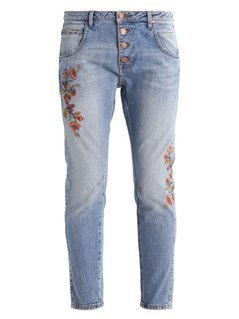 Mustang NEW TAPERED Jeansy Relaxed fit super stone washed