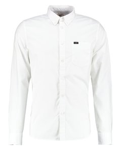 Lee BUTTON DOWN REGULAR FIT Koszula white