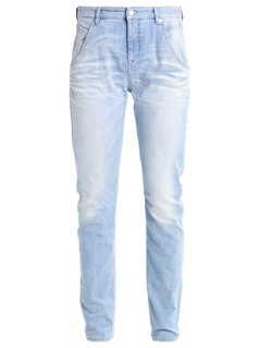 MAC LAXY  Jeansy Relaxed fit mid blue aqua washed