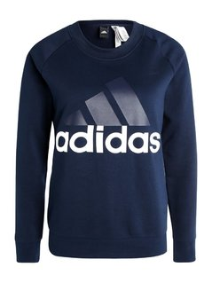 adidas Performance ESSENTIALS LINEAR Bluza collegiate navy