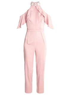 Miss Selfridge Kombinezon pink